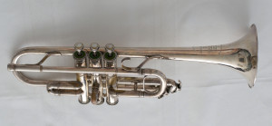 Besson Trumpet in D
